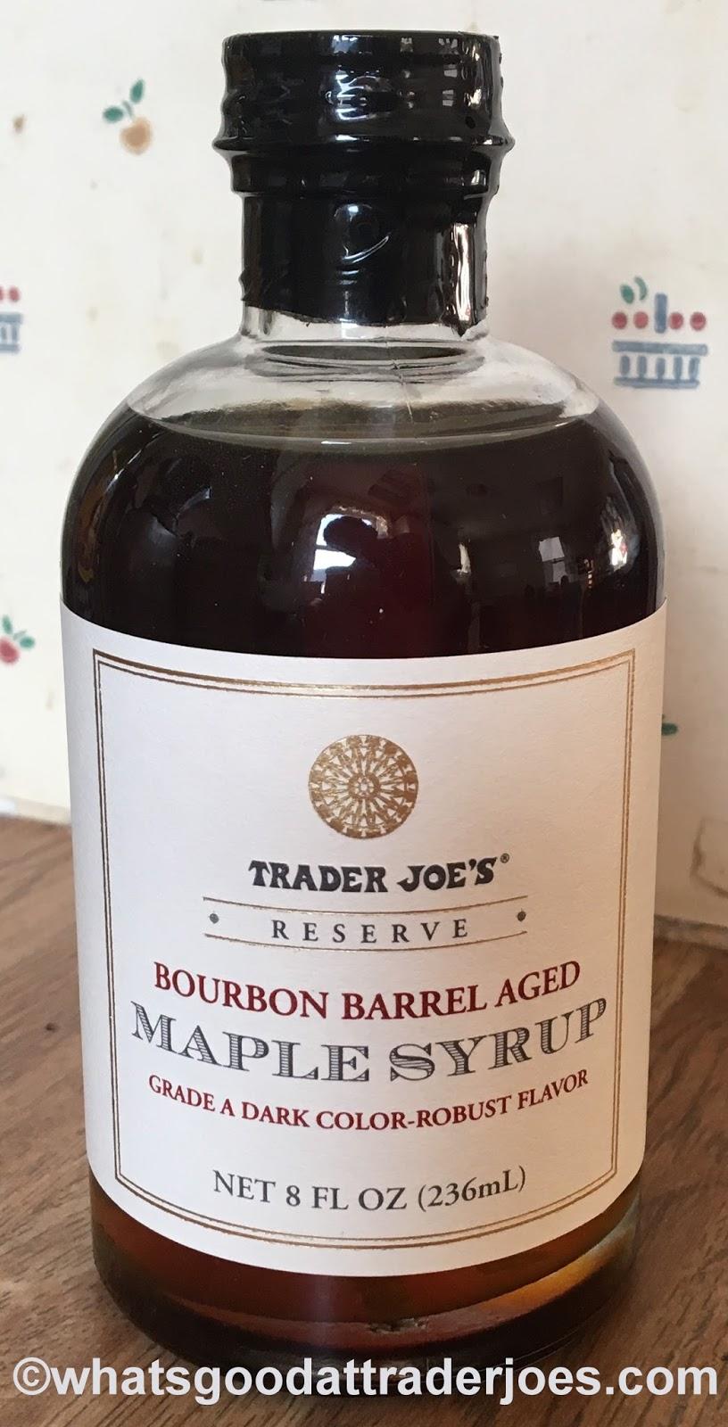 what u0027s good at trader joe u0027s trader joe u0027s reserve bourbon barrel