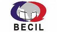 BECIL Consultant, DEO & MTS Recruitment 2020