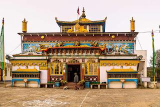Darjeeling,  Darjeeling-Ghoom Monastery