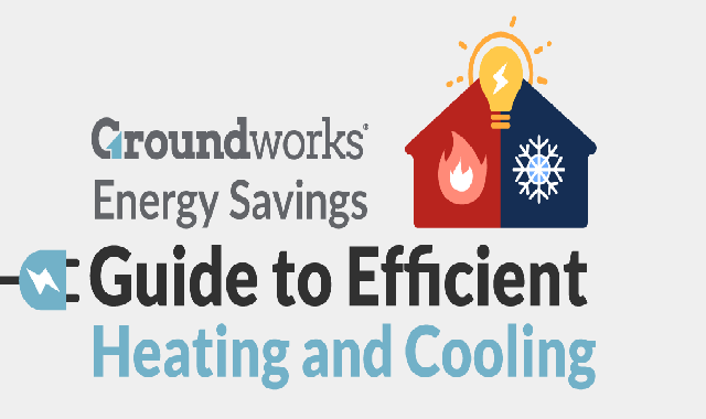 Energy Savings Tips for Homeowners to Reduce Their Heating and Cooling Costs #infographic