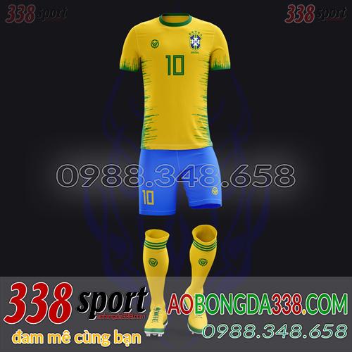Áo Đặt May Theo Yêu Cầu - Mã BRAZIL 01