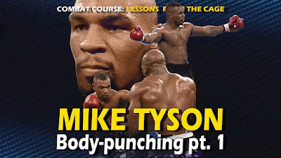 Latest post:Mike Tyson's devastating body punching, part 1