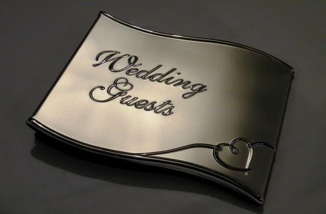 Tentukan tamu yang diundang untuk persiapan pernikahan