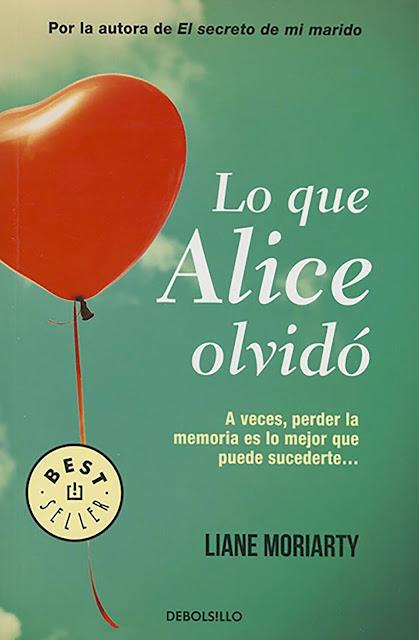 Lo que Alice olvidó