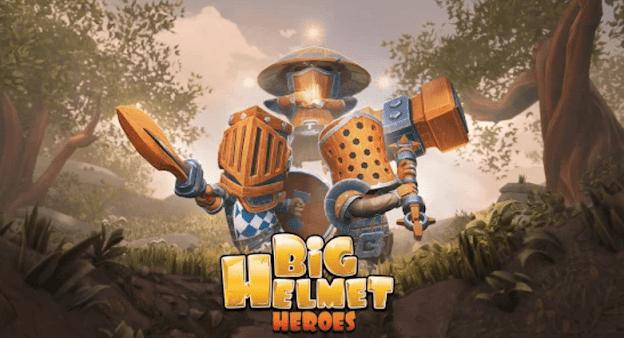 Big Helmet Hero