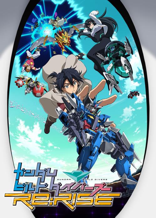 Chiến Binh Gundam Divers 2 -Gundam Build Divers SS2 - Gundam Build Divers Re:Rise (2019) VietSub