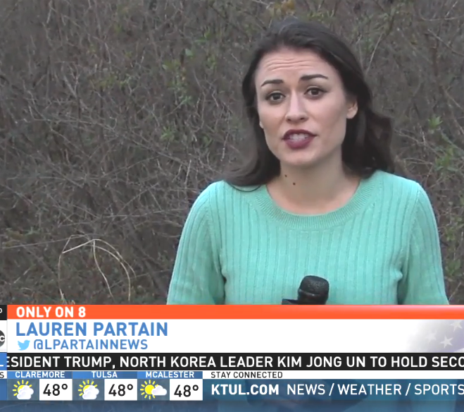 THE APPRECIATION OF BOOTED NEWS WOMEN BLOG : lauren partain