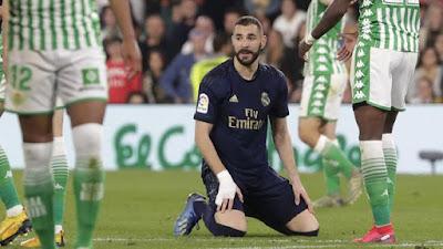 Real Madrid Kerja Keras Percuma Di El Clasico 2020
