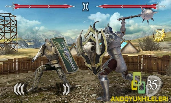 Mortal Blade 3D v1.3 Hileli APK