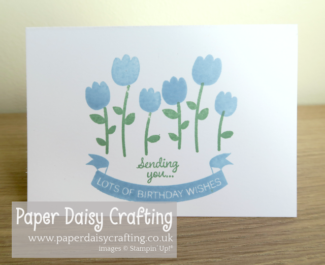 Celebrate with Cake Paper Daisy Crafting Stampin Up