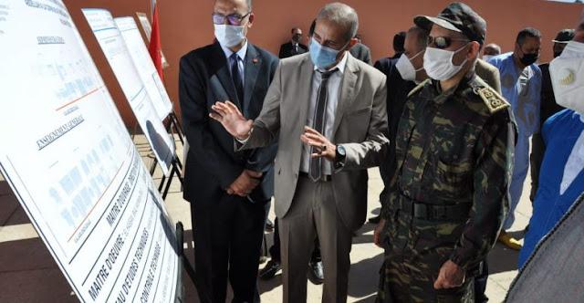 سَابِقة.. عامل إقليم سيدي إفني يتعرض للسرقة أمام محطة القطار