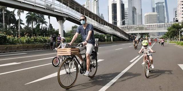 Rencana Pajak Sepeda Bertentangan dengan Peradaban Baru Masa Covid-19