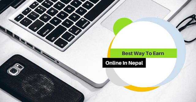 Earn Online In Nepal