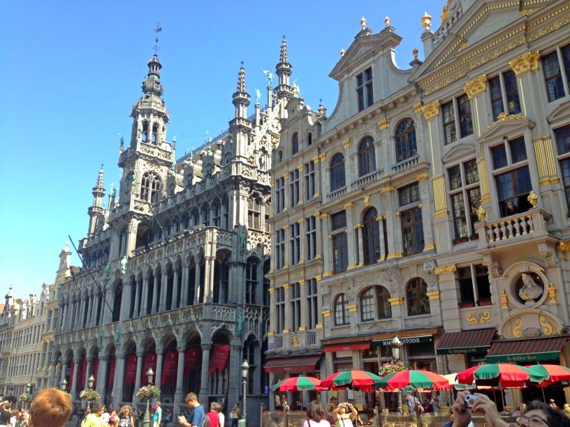 Grand-Place, Bruselas