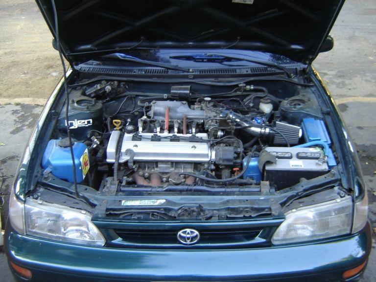الكشف على موتور ( محرك ) السيارة