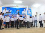 Ketum DPP AJOI Rival Ahmad Labbaika, Laksanakan Pengukuhan DPC AJOI Lingga