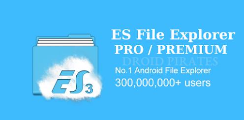 Download the latest version of ES File Explorer Pro/Premium v4.2.3.0.2, is a great tool for managing files and programs.