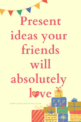 Present ideas you friends will absolutely love for christmas and birthdays