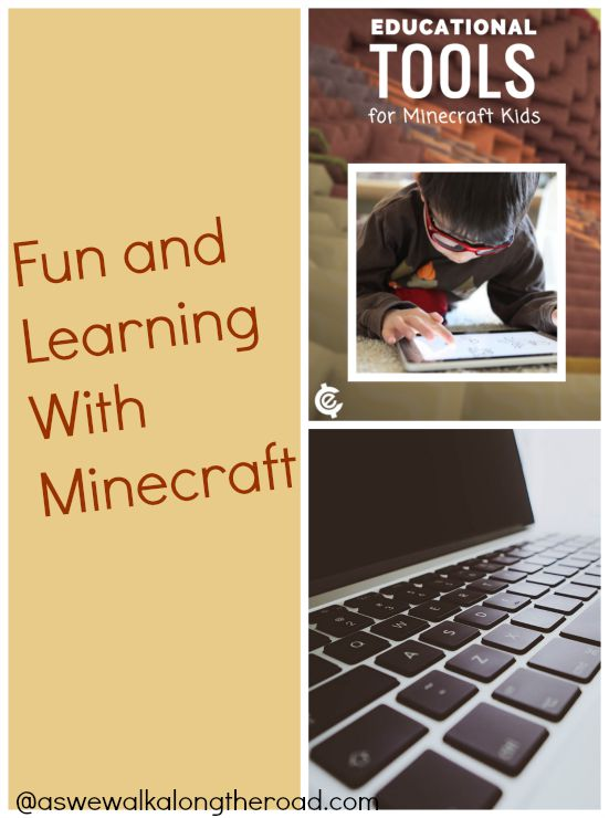 Fun and educational classes using Minecraft for education
