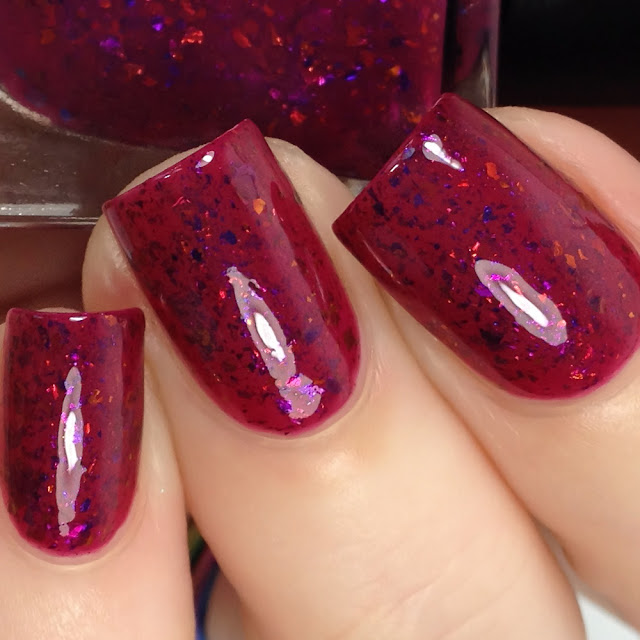 Night Owl Lacquer-It Takes Guts To Be Yourself