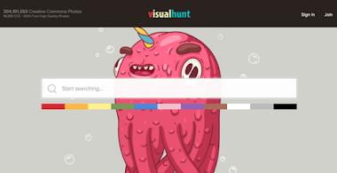 Visual Hunt, buscador com mais de 350 milhões de imagens gratuitas em alta resolução