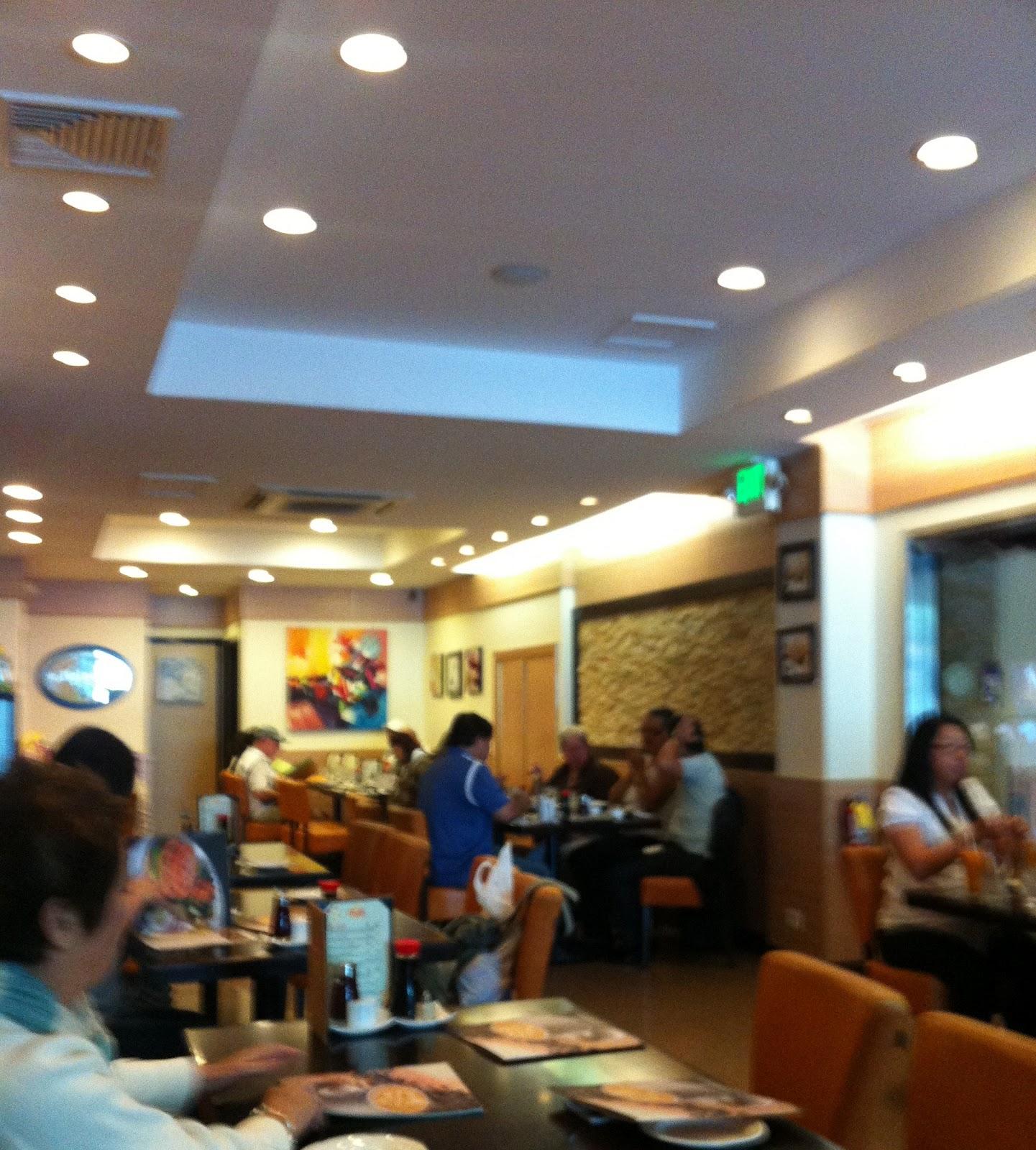 Anytime Cafe Market City Menu