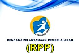 Format RPP 1 Lembar Terbaru Sesuai Surat Edaran Kemendikbud