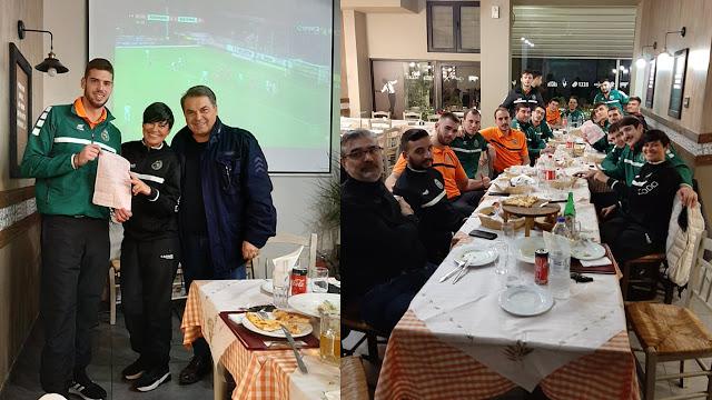 """Στους """"4"""" του Κυπέλλου οι «Λύκοι» του Άργους - Γεύμα νίκης στα πάτρια εδάφη από τον Δ. Καμπόσο"""