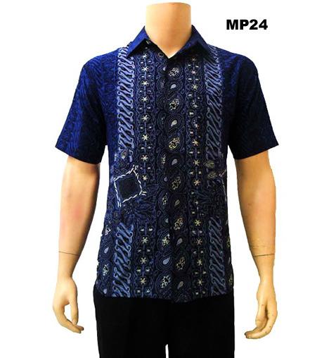 Referensi Model Batik Kerja: Model Baju Batik Untuk Kerja Pria