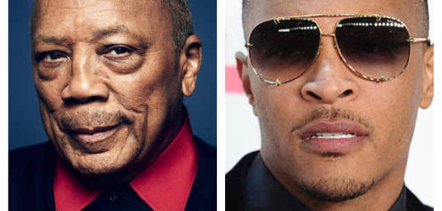 Quincy Jones And T.I To Visit Ghana This Year