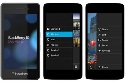 Blackberry 10 Licensing