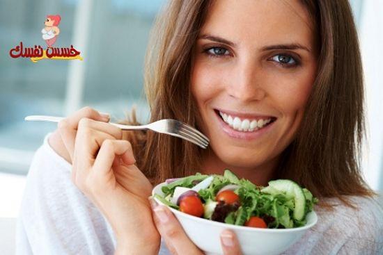 نصائح لإنقاص الوزن مع إتباع النظام الغذائي اليومي