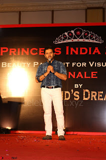 John Aham, Bhagyashree, Subhash Ghai and Amyra Dastur Attends Princess India 2016 17 Part2 057.JPG