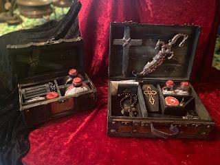Antique Vampire Killing Kits