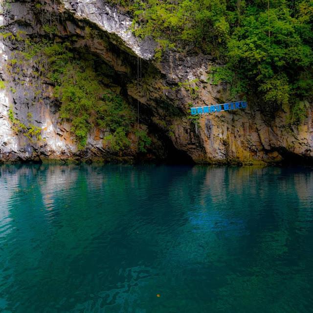 Biru Lake Southeast Sulawesi Indonesia