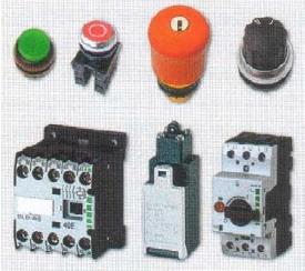 Gambar 9.15: Komponen Elektropneumatik