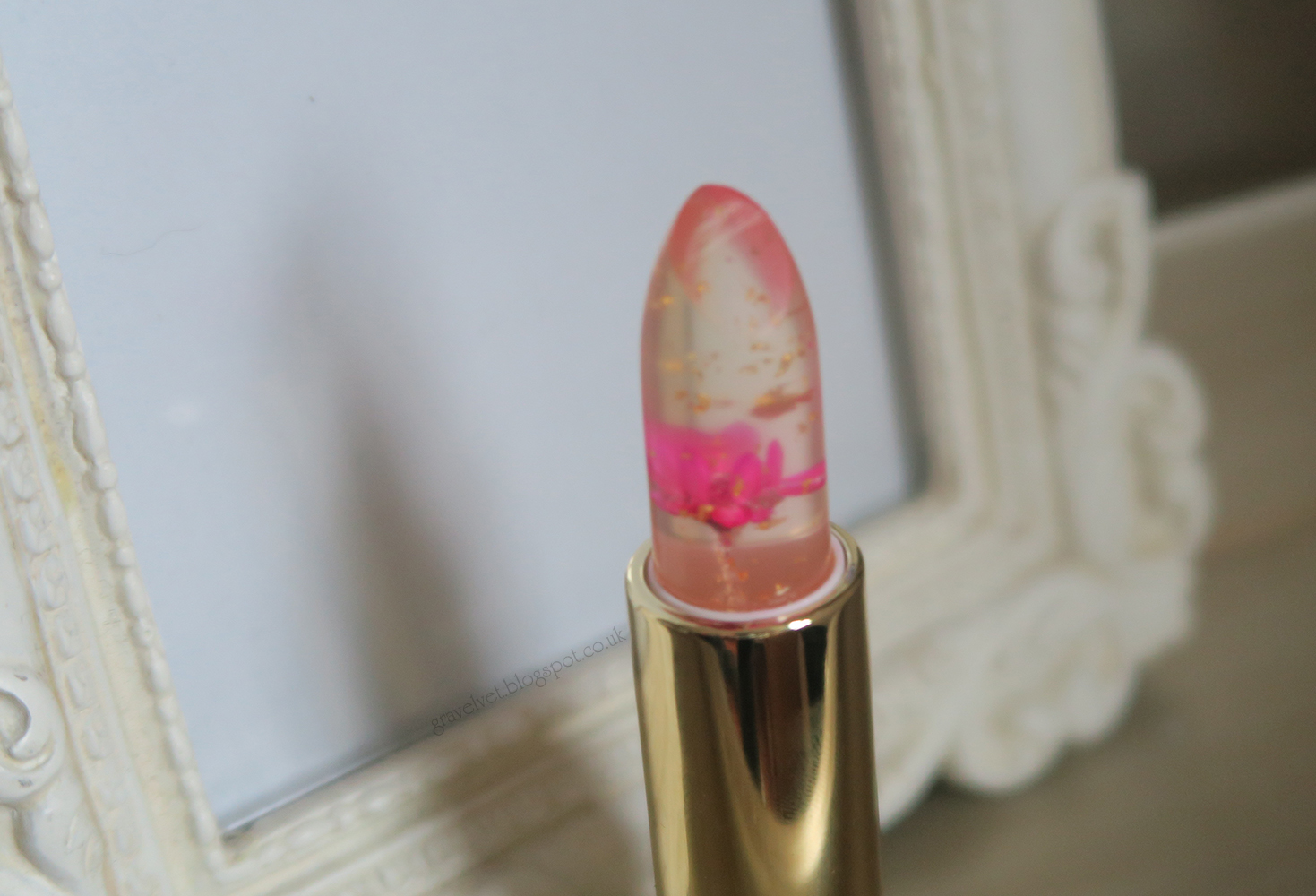 Lou Graves Kailijumei Flower Jelly Lipstick Review
