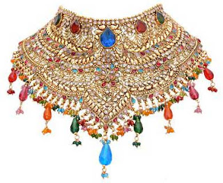 Kundan Jewellery from India