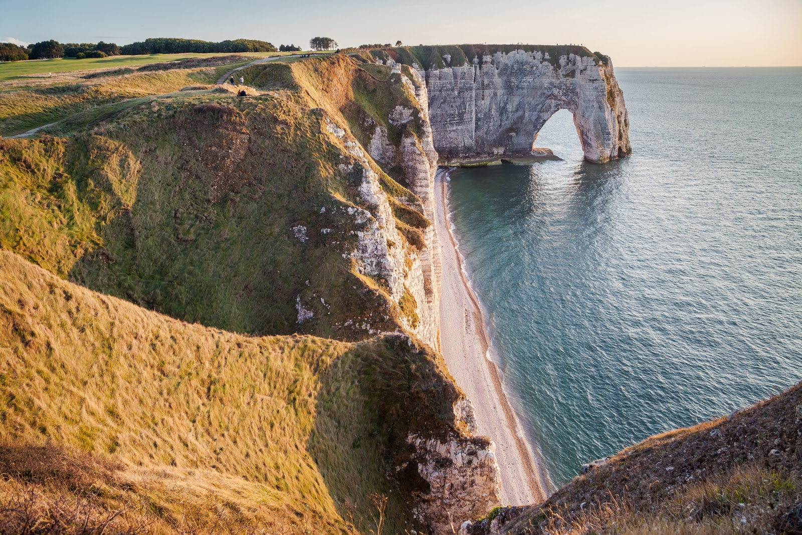 Chalk Cliffs And Arches Of Etretat Normandy S Best Kept Secret