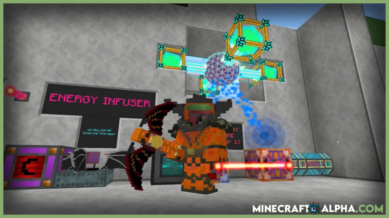 Draconic Evolution 1.16.5 (Last Ultimate Power Mod)
