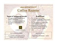 Loker Jember Coffee Roaster