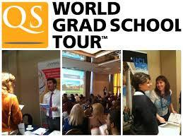 QS World Grad School Tour Paris