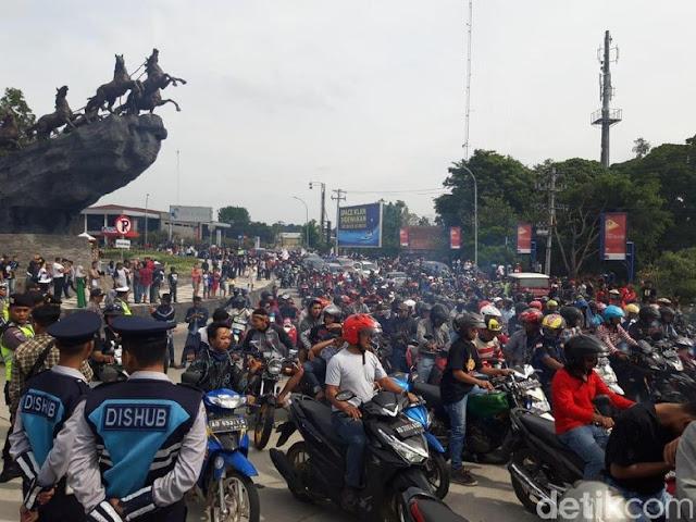 Ikut Demo Bela 'Tampang Boyolali', Bupati: Reaksi Pidato Nyinyir