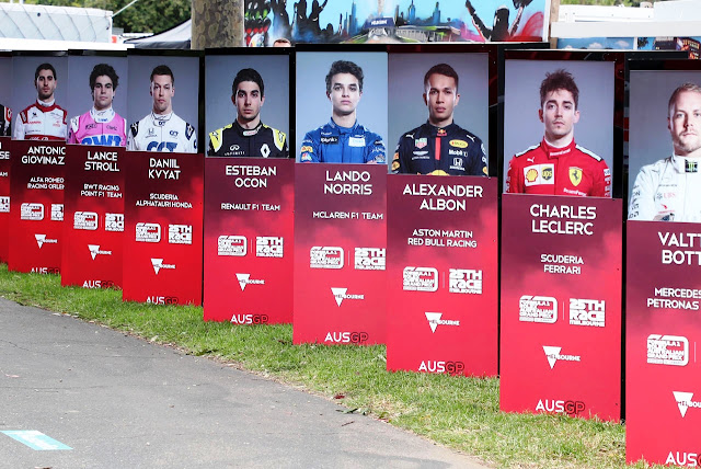 F1 drivers and Covid-19