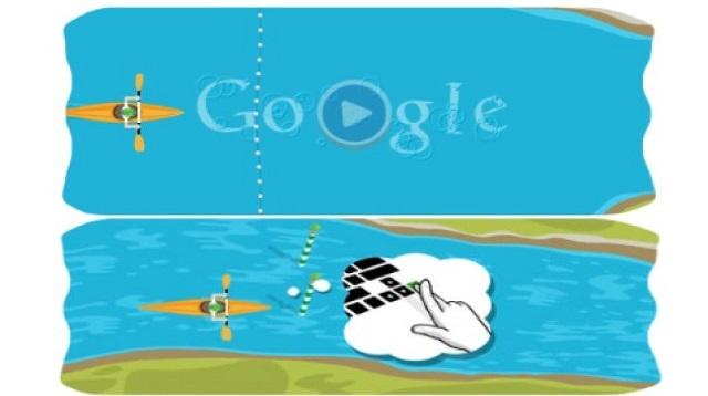.Game Google Doodle Populer