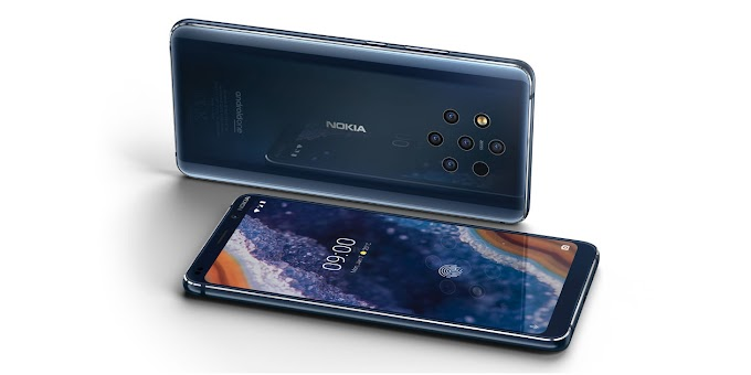 Nokia 9 PureView officially announced as world's first quintuple camera smartphone