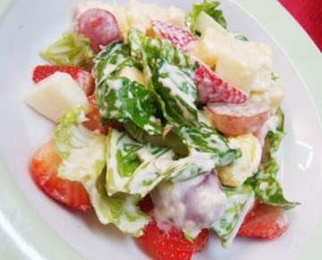 Resep dan Cara Membuat Fruit Salad
