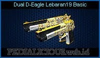 Dual D-Eagle Lebaran19 Basic