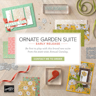 Click Here To Order From The Ornate Garden Suite Early Release