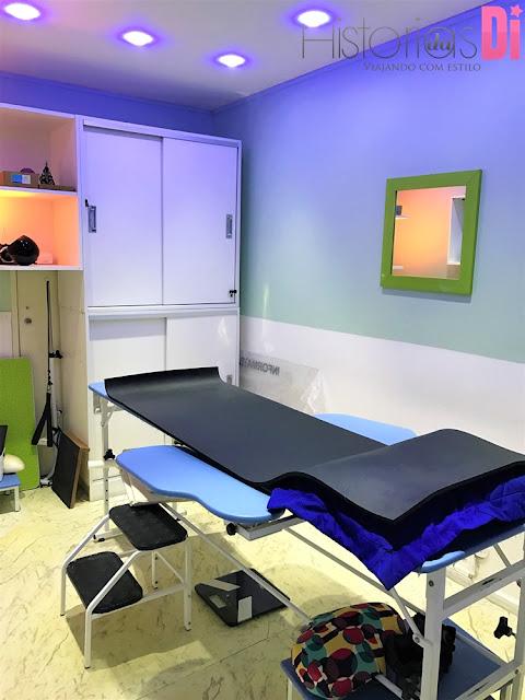 Espaço Postura Pilates - Sala de Fisioterapia